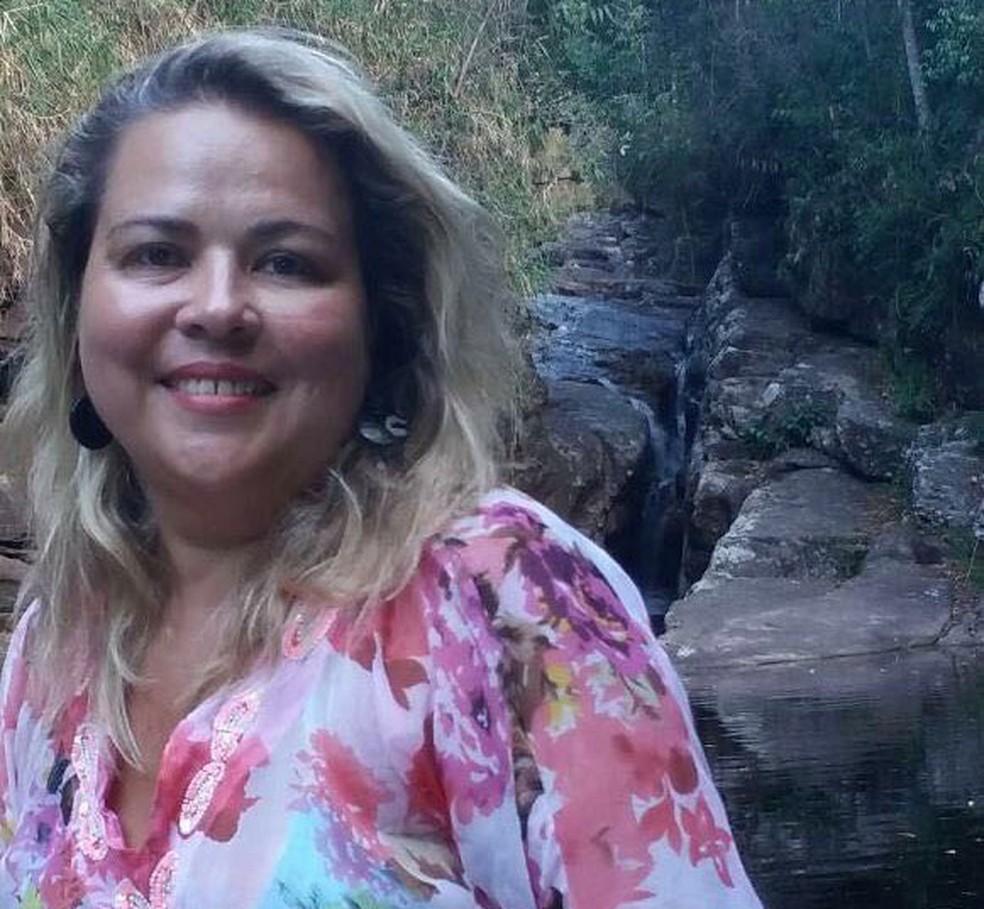Janaína Silva de Oliveira, 42 anos (Foto: Arquivo Pessoal)
