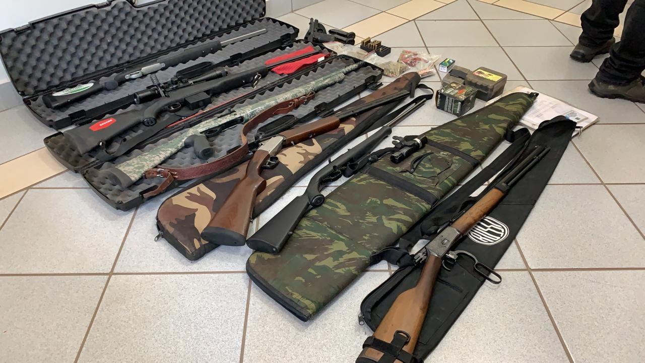 Filho de guarda municipal de Cosmópolis é preso em operação contra roubos de carga  - Notícias - Plantão Diário