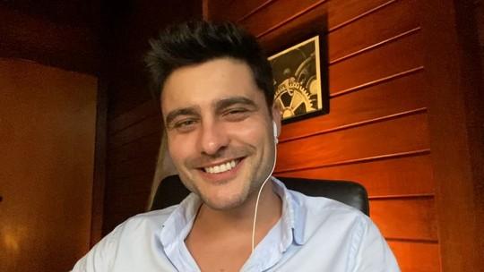 Guilherme Leicam realiza sonho e dá aulas de interpretação durante a quarentena: 'Me adaptei'