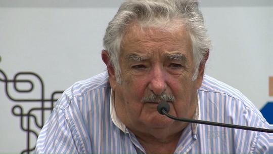 Ex-presidente uruguaio apoia Lula e diz que crise não deve afetar economia