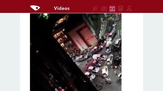 Carnaval de Guarapari termina em 'campo de guerra', tem preso e garota ferida