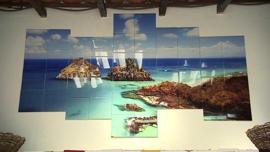 Produção de azulejos personalizados vira negócio lucrativo para empresária