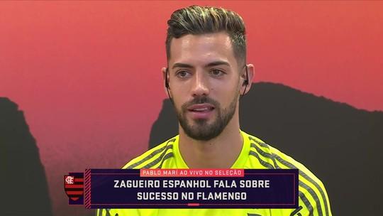 """""""Vão saber quem somos"""", diz Pablo Marí ao ser questionado sobre fala de jogador do Liverpool"""