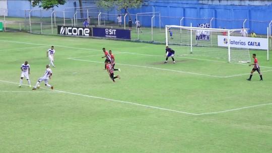 De virada, Vitória-ES derrota o Serra e reverte vantagem nas semifinais da Copa ES