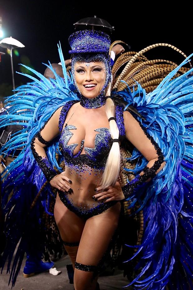 Ellen Rocche (Foto: Manuela Scarpa/ Brazil News)