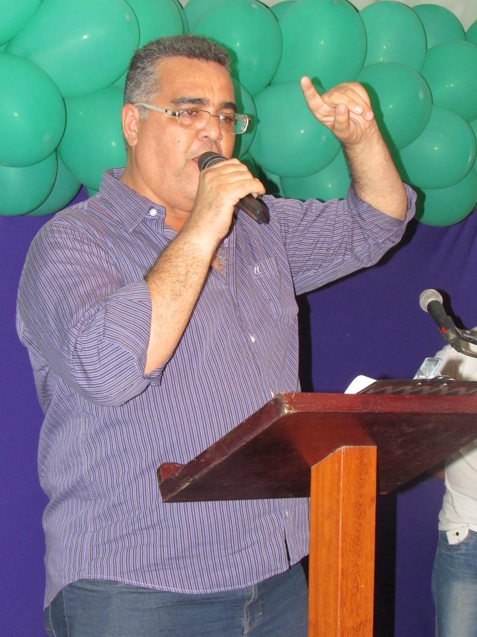 Prefeito de Ielmo Marinho, Doutor Cássio Cavalcante, foi denunciado pelo Ministério Público (Foto: Reprodução/Facebook)