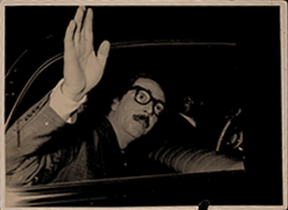 Jânio Quadros renunciou em 25 de agosto de 1961 — Foto: Domício Pinheiro/Estadão Conteúdo