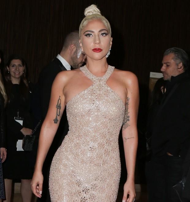 Lady Gaga (Foto: BackGrid)