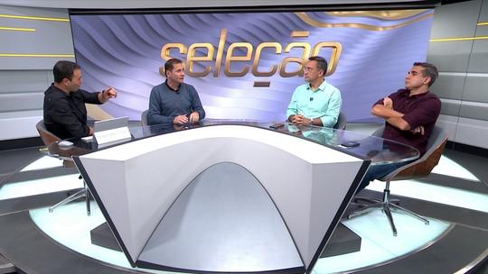 """No Seleção SporTV, Villani diz que derrota na final seria """"hecatombe"""" para Cruzeiro"""