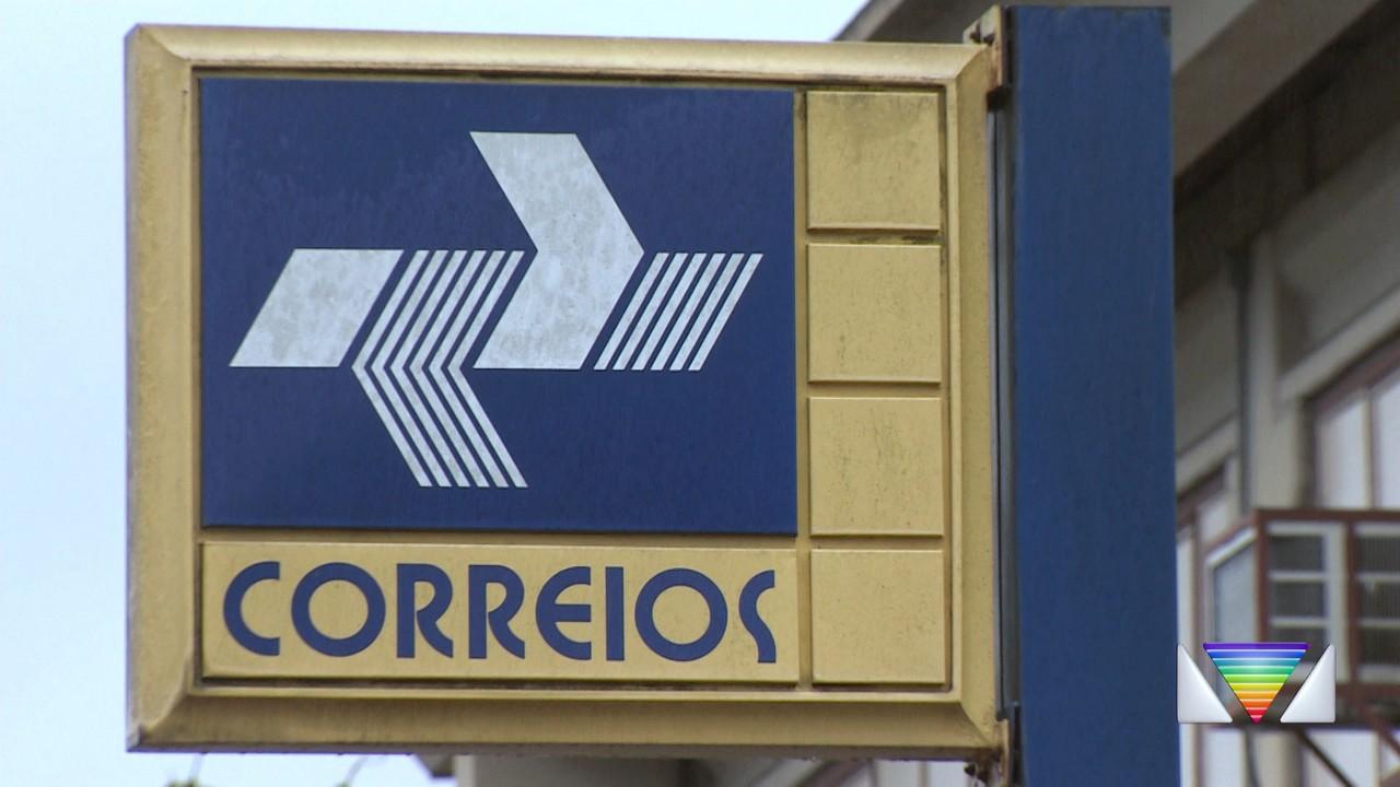Moradores da região reclamam de transtornos por atrasos nas entregas dos Correios