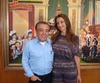 Mauricio de Souza e Sabrina Parlatore | Bete Nicastro