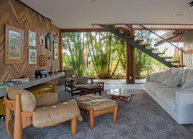 Lifestyle decor - Sala de estar (Foto: Victor Affaro)