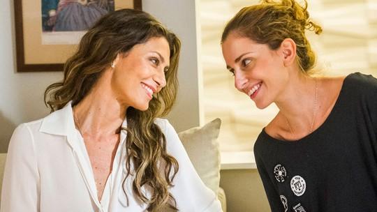 Maria Fernanda Cândido e Carol Duarte falam sobre identidade de gênero