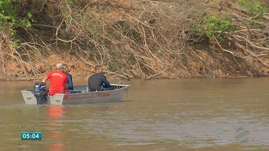 Corpo de adolescente de 16 anos que se afogou em rio é encontrado pelos bombeiros em MT