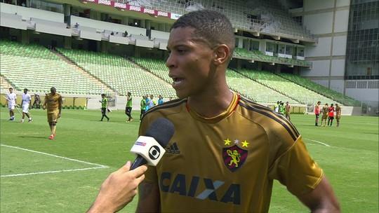 """""""Campeonato Brasileiro não pode ter desatenção"""", lamenta Hygor"""