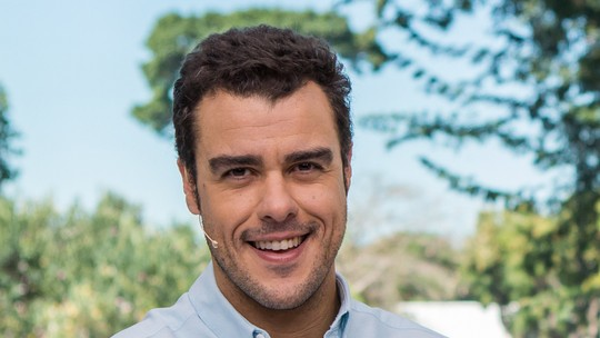 Joaquim Lopes volta a apresentar o 'Vídeo Show': 'Estava morrendo de saudades'