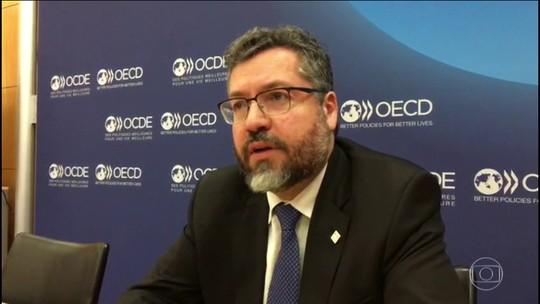 Em conferência, EUA apoiam entrada do Brasil na OCDE