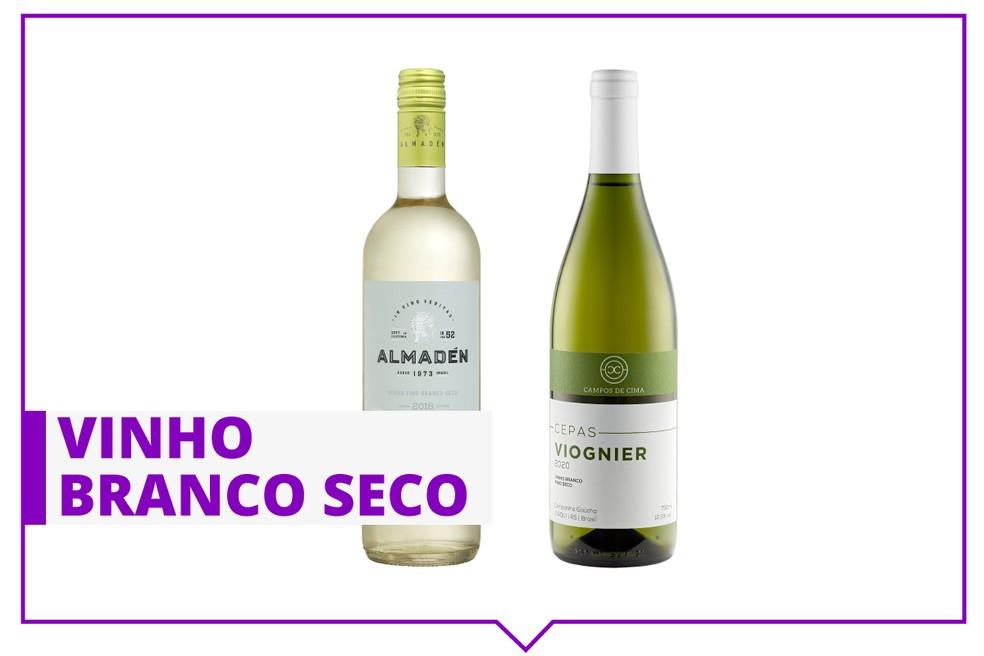 Especialistas indicam 2 vinhos brancos secos para quem quer começar a apreciar vinhos. — Foto: Divulgação.