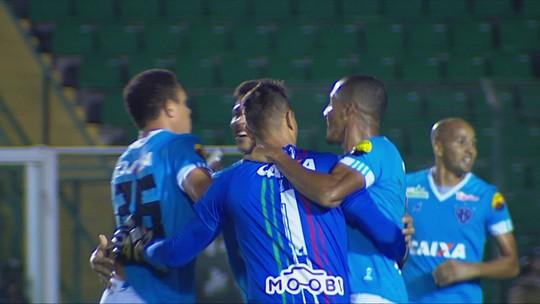 Figueirense x Paysandu - Campeonato Brasileiro Série B 2018 - globoesporte.com