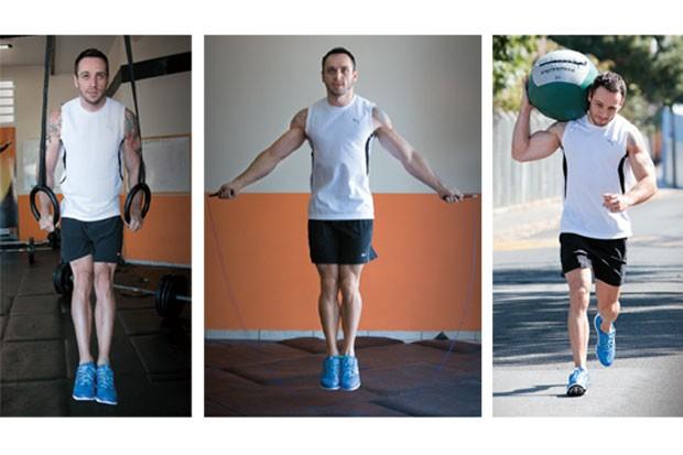 Três treinos de crossfit que substituem sequências na academia (Foto: Tatiana Mello)