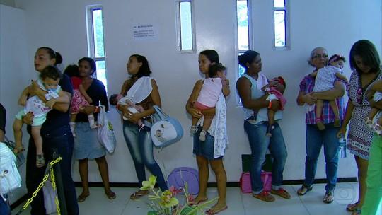 Mutirão de microcefalia tem como meta atender 117 bebês no Recife