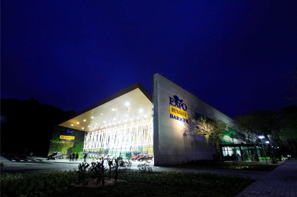 Evento ocorre no Expo Renault Barigui, em Curitiba (Foto: Divulgação/MWM Eventos)