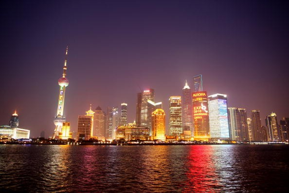 Xangai, na China (Foto:  Feng Li / Getty Images)