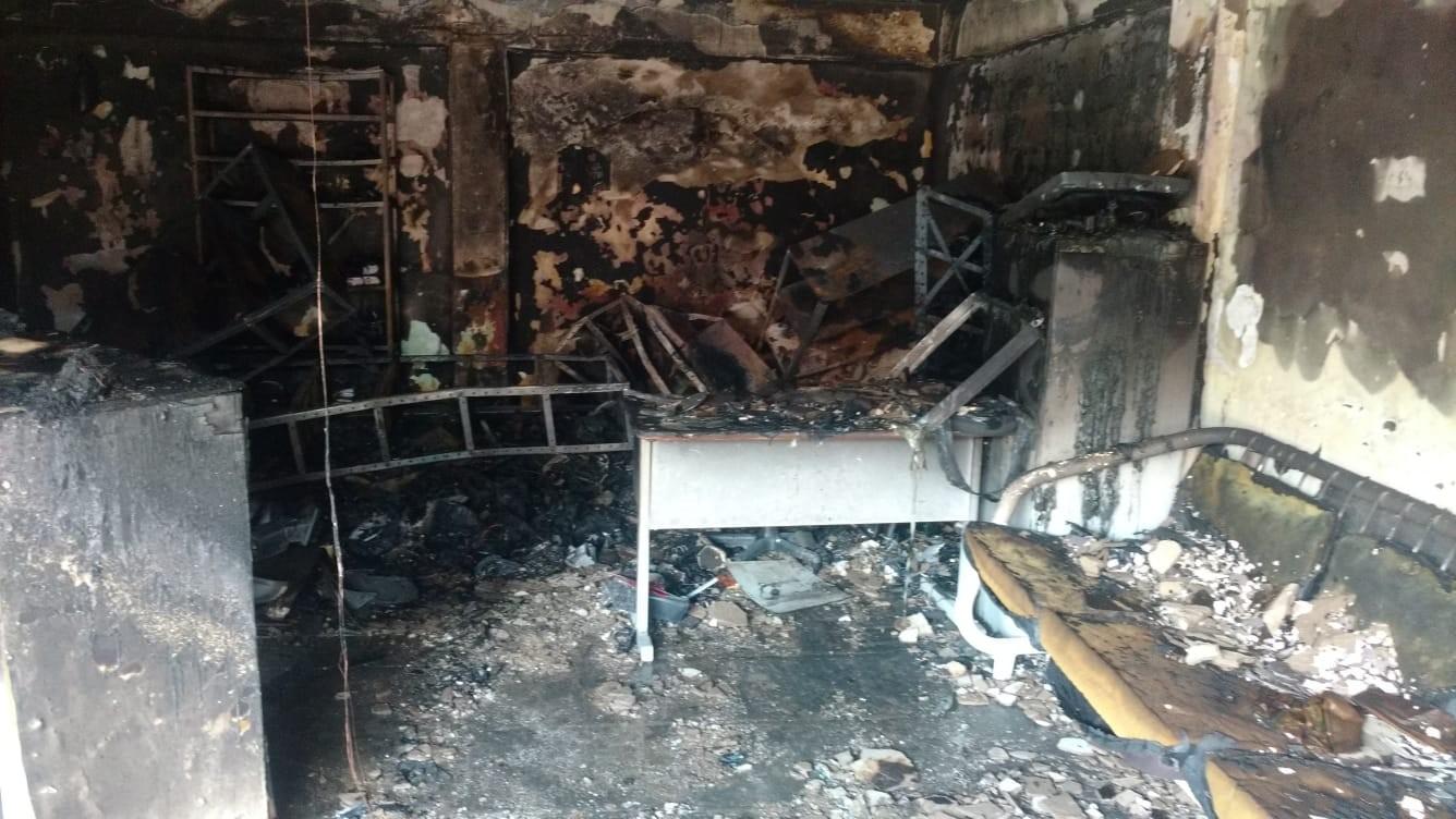 Incêndio atinge loja de retrovisores em prédio na av. Getúlio Vargas, em Campina Grande - Notícias - Plantão Diário