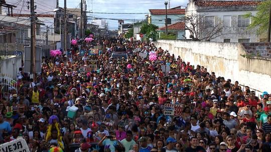 Cortejo do Rasgadinho é sucesso neste Carnaval 2017