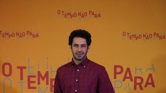 João Baldasserini repercute morte de Emílio e fala de gravação com cobra: 'Muita intuição e respiração ofegante'