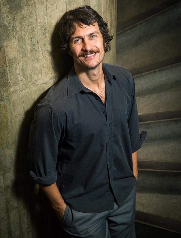 O ator Gabriel Braga Nunes (Foto: Infoglobo)