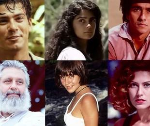 'Renascer', novela de Benedito Ruy Barbosa que estreou em 1993, voltará ao ar no Globoplay nesta segunda-feira. A trama foi dirigida por Luiz Fernando Carvalho e teve duas fases | Reprodução
