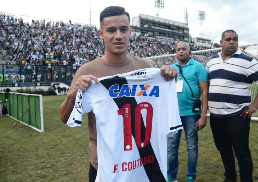 Vasco ainda tem mais duas parcelas para receber (Foto: André Durão/GloboEsporte.com)