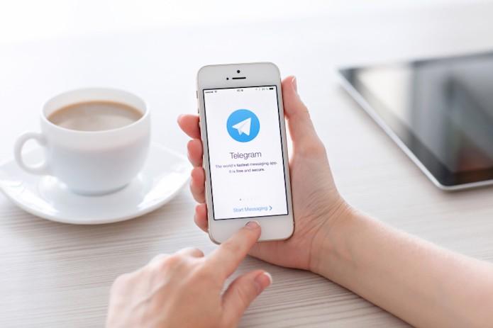 Fotos e vídeos enviados via Telegram podem se autodestruir depois de visualizadas (Divulgação/Telegram)