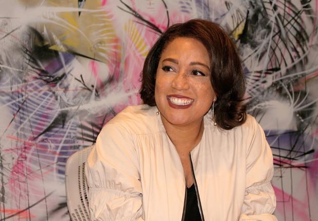 Candi Castleberry-Singleton, vice-presidente de diversidade e cultura do Twitter (Foto: Divulgação/Twitter)