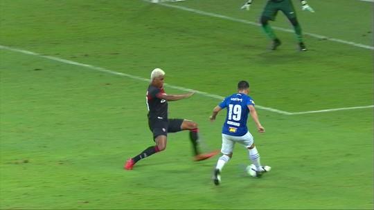 Cruzeiro x Vitória - Campeonato Brasileiro 2018 - globoesporte.com