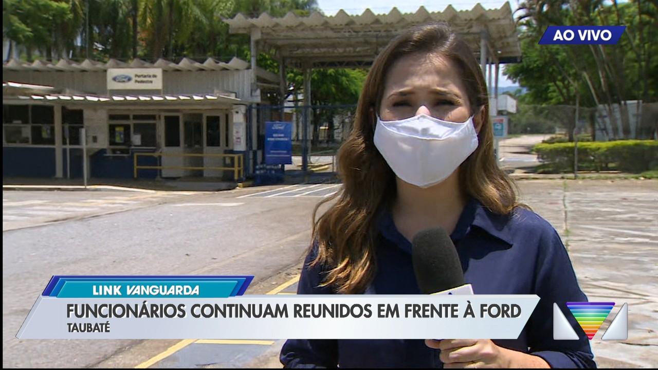 Ford anuncia encerramento da produção no Brasil e demite mais de 800 em Taubaté