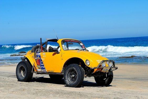 Volkswagen Baja Bug (Foto: Pinterest)