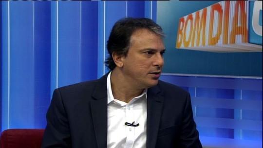 Camilo estima retomada das obras da transposição no CE para abril
