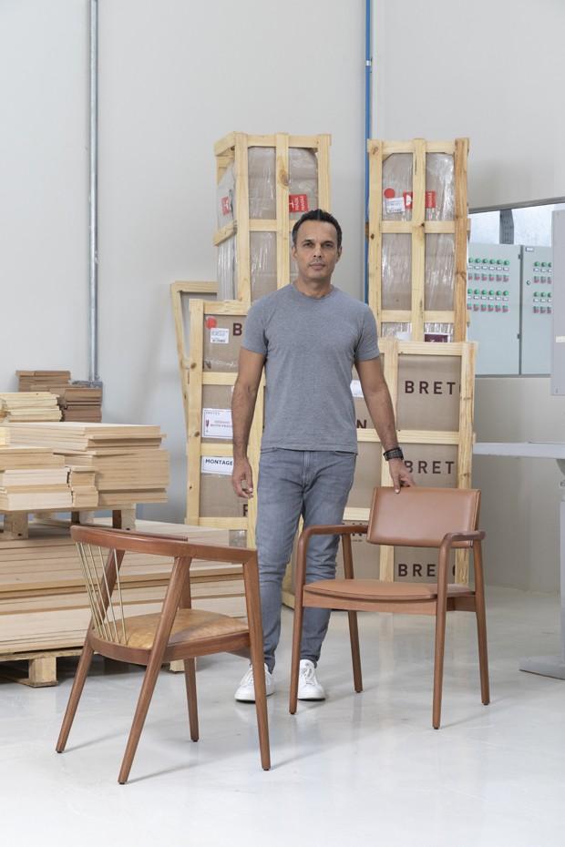 14 estúdios de design assinam a nova coleção Desejos de Família da Breton (Foto: Ruy Teixeira)