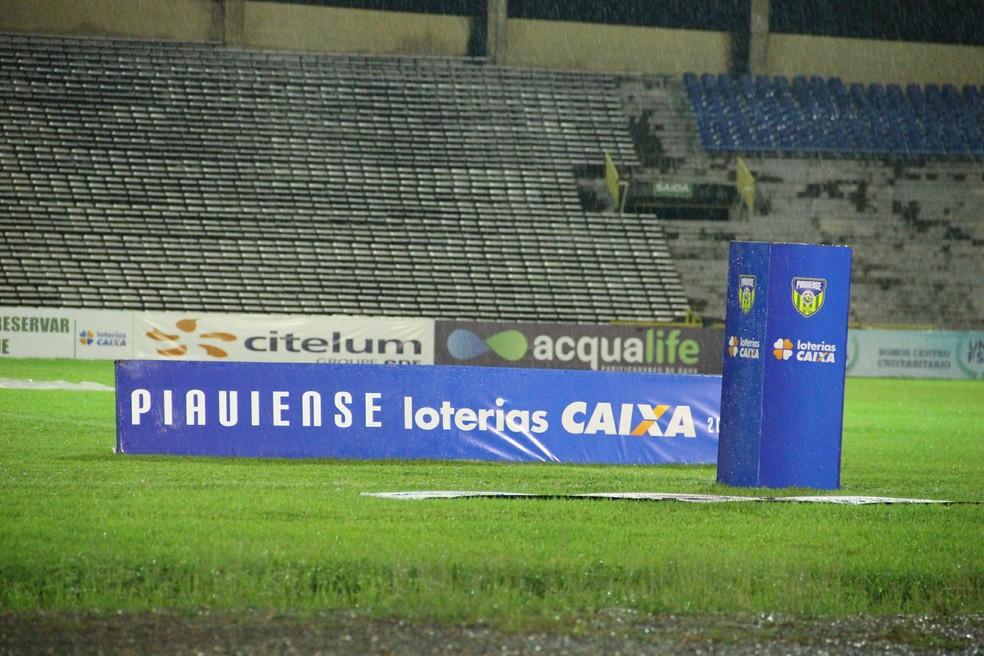 178242ac22 ... Campeonato Piauiense sub-17 terá o estadio Albertão como palco da  primeira rodada — Foto