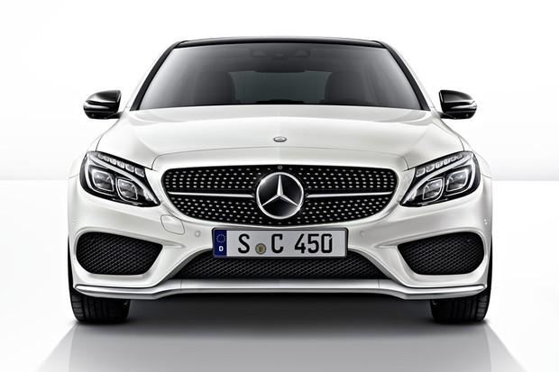 Mercedes-benz Classe C 450 AMG 4MATIC (Foto: Mercedes-benz)