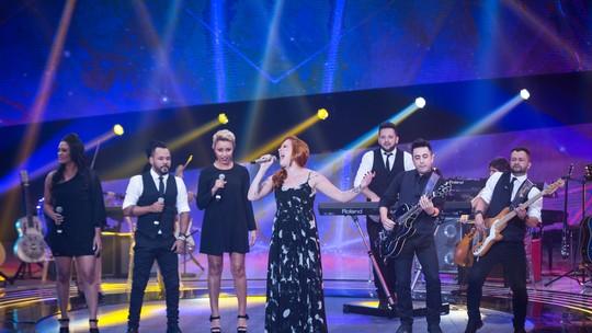Vocalista da Georgia comenta o nervosismo no palco do 'SuperStar': 'É difícil!'