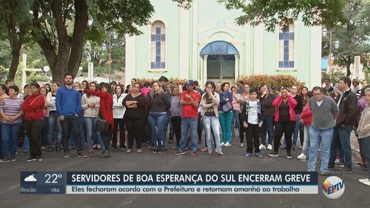 Servidores de Boa Esperança do Sul encerram greve e retomam atividades na quarta-feira