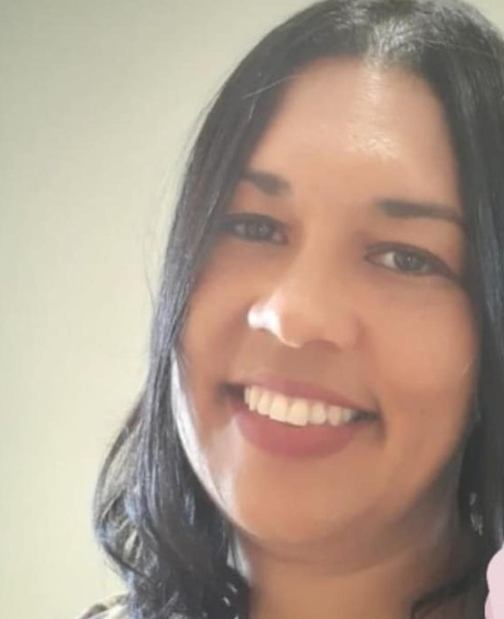 A enfermeira Karla Valle morreu de Covid-19 em Belo Horizonte  — Foto: Reprodução/Redes sociais