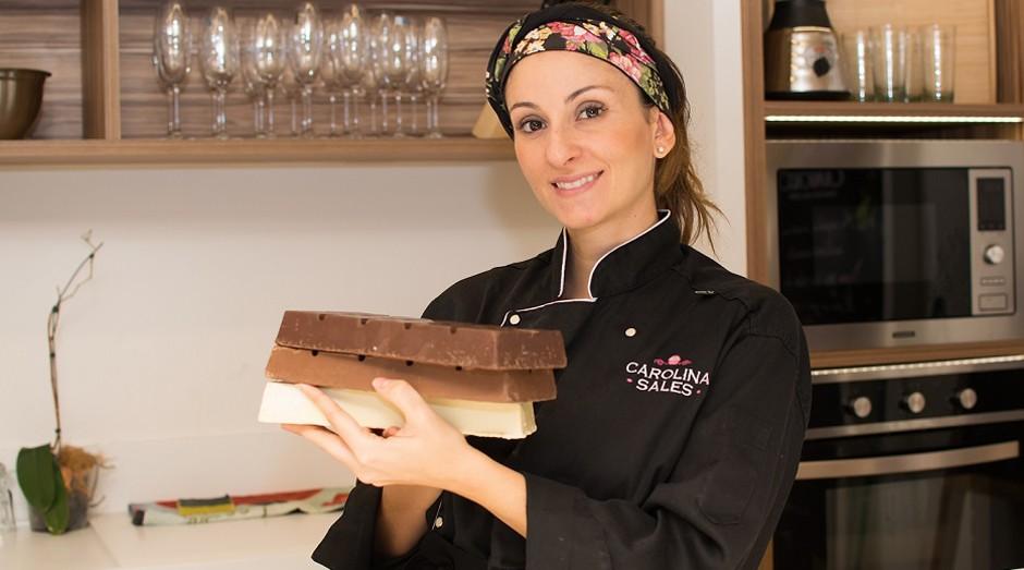 Carolina Sales (Foto: Divulgação)