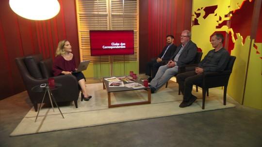 Clube dos Correspondentes debate as gravações que voltaram a abalar o Brasil