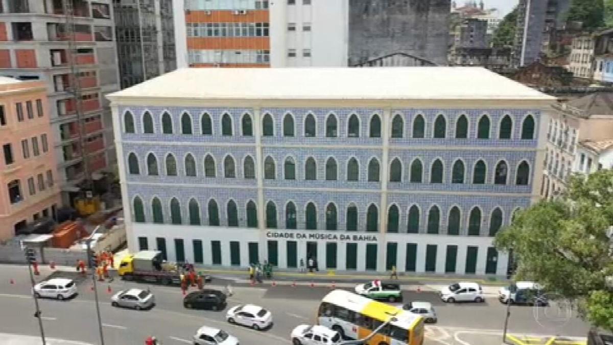 Museu Cidade da Música une a história dos sons que têm origem na Bahia com tecnologia