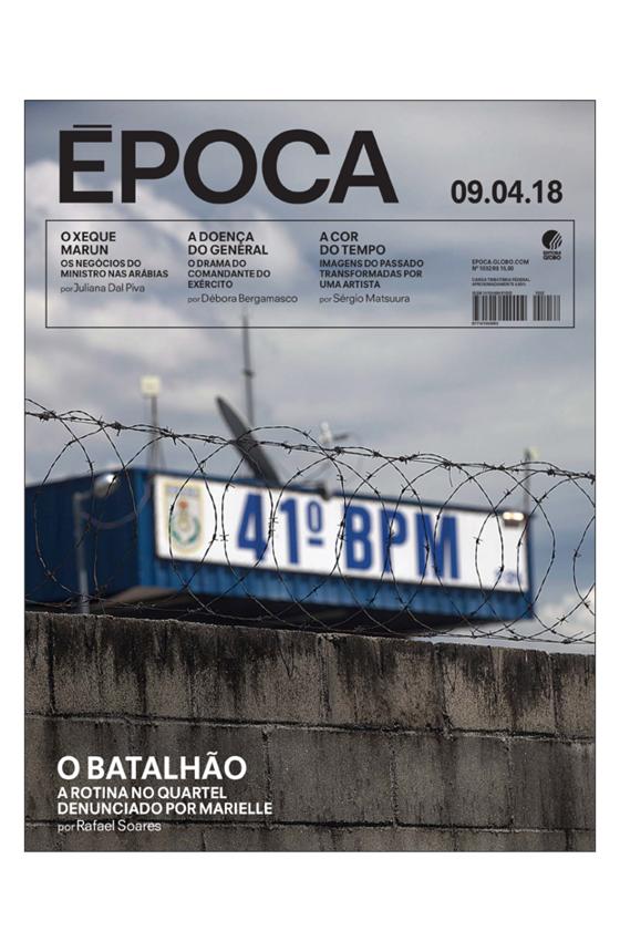 Capa Revista Época Ed 1032 Home (Foto: Época)
