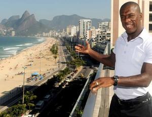 entrevista Seedorf botafogo (Foto: André Durão / Globoesporte.com)